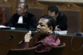 Penyidik ungkap alasan penahanan Setya Novanto
