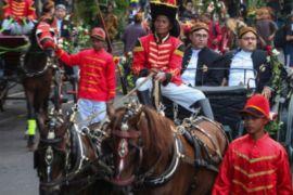 Kirab Raja Keraton se-Nusantara