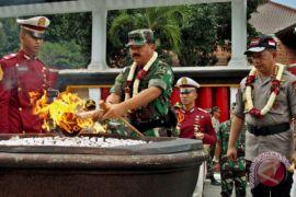 Kapolri: Sinergitas Kepolisian Indonesia-TNI harus tetap dilaksanakan