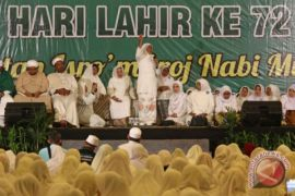 (Foto) Harlah Muslimat NU