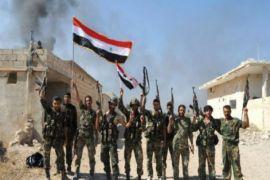 Suriah bombardir kantong pemberontak di Damaskus
