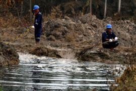Sumur Minyak Ilegal Aceh