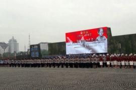 Presiden ajak korps wanita TNI-Polwan jaga semangat Kartini