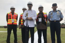 Jokowi: Bandara JB Soedirman Purbalingga Rampung 2019