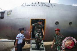 Panglima TNI resmikan empat pesawat koleksi anyar Museum Dirgantara
