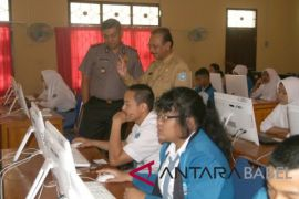 Polres Bangka Barat siagakan 74 personel amankan UN