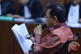Setnov putari Sentul dan Jakarta menjelang kecelakaan