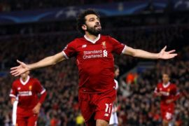 Salah pemain terbaik tahunan Inggris versi PFA