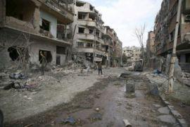 Jet-jet tempur Rusia serang kota yang dikuasai pemberontak Suriah