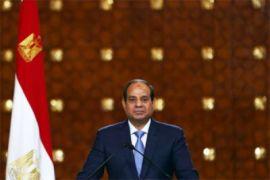 Presiden Mesir serukan perdamaian sejati Israel-Palestina