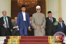 Imam Besar Al-Azhar berharap Islam Wasathiyah tak sebatas konsep tapi diimplementasikan