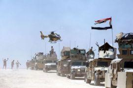 Irak lancarkan serangan ke posisi ISIS di Suriah