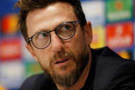 Di Francesco tetap bangga kepada AS Roma