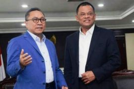 Gatot Nurmantyo bertemu Ketua MPR bahas pilpres untuk persatuan bangsa