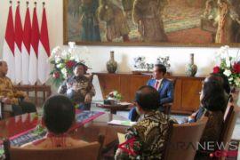 Presiden bahas tata tertib DPD di UU MD3 bersama pimpinan DPD