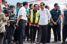 Kunjungan Kerja Presiden Joko Widodo