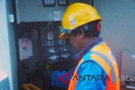 PLN Toboali optimalkan pengawasan jaringan listrik