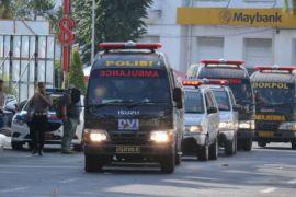 Pascaledakan di Polrestabes Surabaya