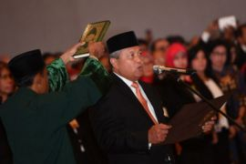 Pelantikan Gubernur Bank Indonesia
