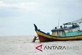Nelayan Bangka Tengah keluhkan pendangkalan alur muara Sungai Kurau