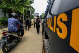 Pengamanan pascateror bom Surabaya