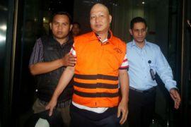 Penyuap Bupati Buton Selatan ditahan KPK