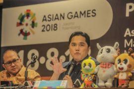 INASGOC: Efisiensi anggaran Asian Games capai Rp3 triliun