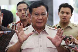Gerindra: tiga nama dipertimbangkan jadi cawapres Prabowo