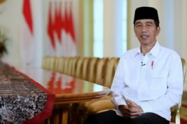Presiden Jokowi: pembangunan infrastruktur bagian dari pembangunan peradaban