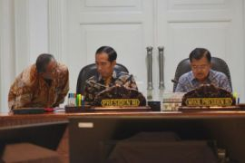 Presiden buka Sidang Kabinet Paripurna membahas RAPBN Tahun Anggaran 2019