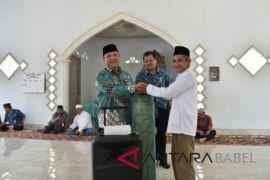 Safari Ramadhan Pemkab Bangka santuni kaum dhuafa