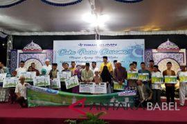 PT Timah bantu 20 tahfiz Quran tabungan pendidikan
