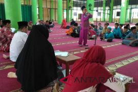 Remaja masjid Baiturridha Muntok gelar lomba isi Ramadhan