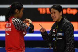 Indonesia-Thailand tampilkan formasi terbaik di perempat final