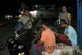 Polisi Bangka Barat giatkan patroli tatap muka