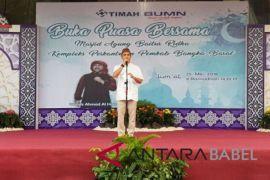 PT Timah santuni 500 anak yatim Bangka Barat