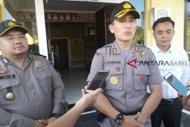 Polres Bangka Tengah dirikan empat posko pengamanan