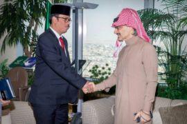 Indonesia bisa jadi mitra utama Arab Saudi untuk kampanye Islam moderat