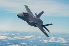 AS serahkan pesawat tempur F-35 Lightning II ke Turki