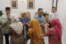 Halal bihalal Gubernur DKI Jakarta