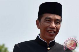 Presiden Jokowi ajak masyarakat tetap kompak demi keutuhan NKRI