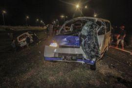 Terjadi 1.827 kasus kecelakaan hingga H+7 Lebaran