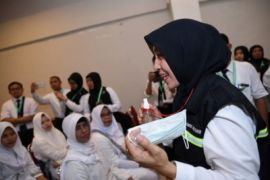 Kemenag gelar simulasi tugas PPIH haji Saudi (Video)