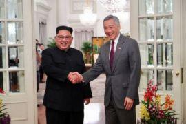 Dahului Trump, Kim Jong-un telah bertemu PM Singapura