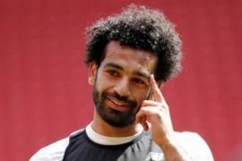 Mohamed Salah jadi warga kehormatan Chechnya