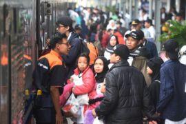 BNI gandeng Garuda Indonesia dan PT KAI berangkatkan 1.250 pemudik