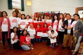 WNI di Inggris juga ngobrol vitual bareng Presiden Jokowi