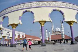 Wisata Reliji Masjid Agung Jateng