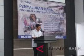 PT Timah salurkan Rp8,599 miliar bantu mitra binaan