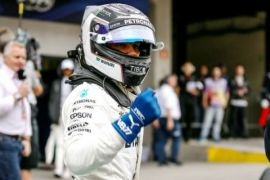 Bottas raih pole position GP Rusia